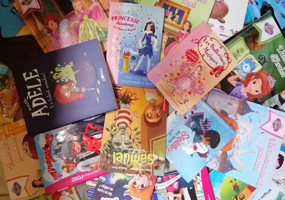 Image illustration journée du livre pour enfant